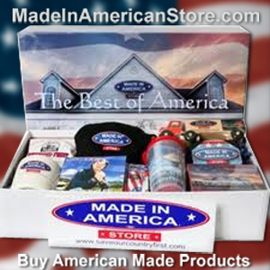 Over 4500 Products Made in America. New Store Opened November 2nd at Eastern Hills Mall.