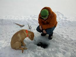 Best Ice Fishing in Buffalo and Erie County, New York - 2014