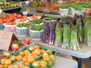 Farmers Market at Erie County Expo - East Aurora NY