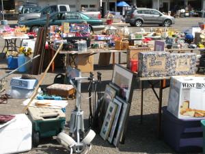 East Aurora NY Flea Market