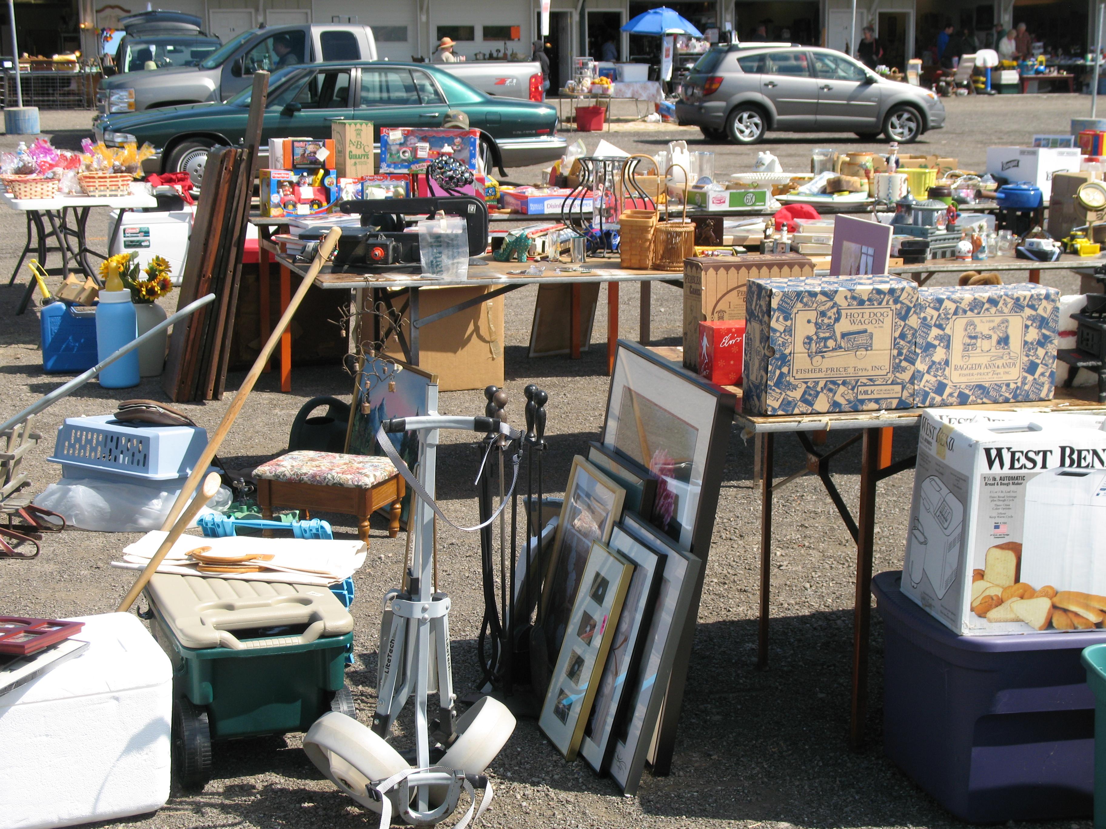 East Aurora Flea Market OPEN Year Round