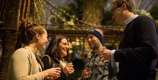 Bar Car Nights At Ny Botanical Gardens December 4 5 2015
