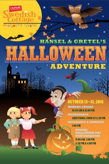 2016- Central Park Marionette Theater - Halloween Adventure ...