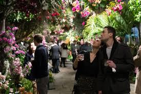 2017 Bar Car Nights At Ny Botanical Gardens January 7 And 14 2017 Nyc