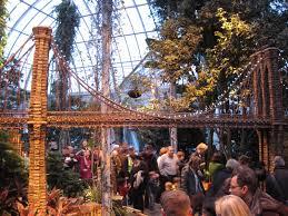 Holiday train show at ny botanical garden november to january 16 2017 bronx ny for Bronx botanical garden free admission