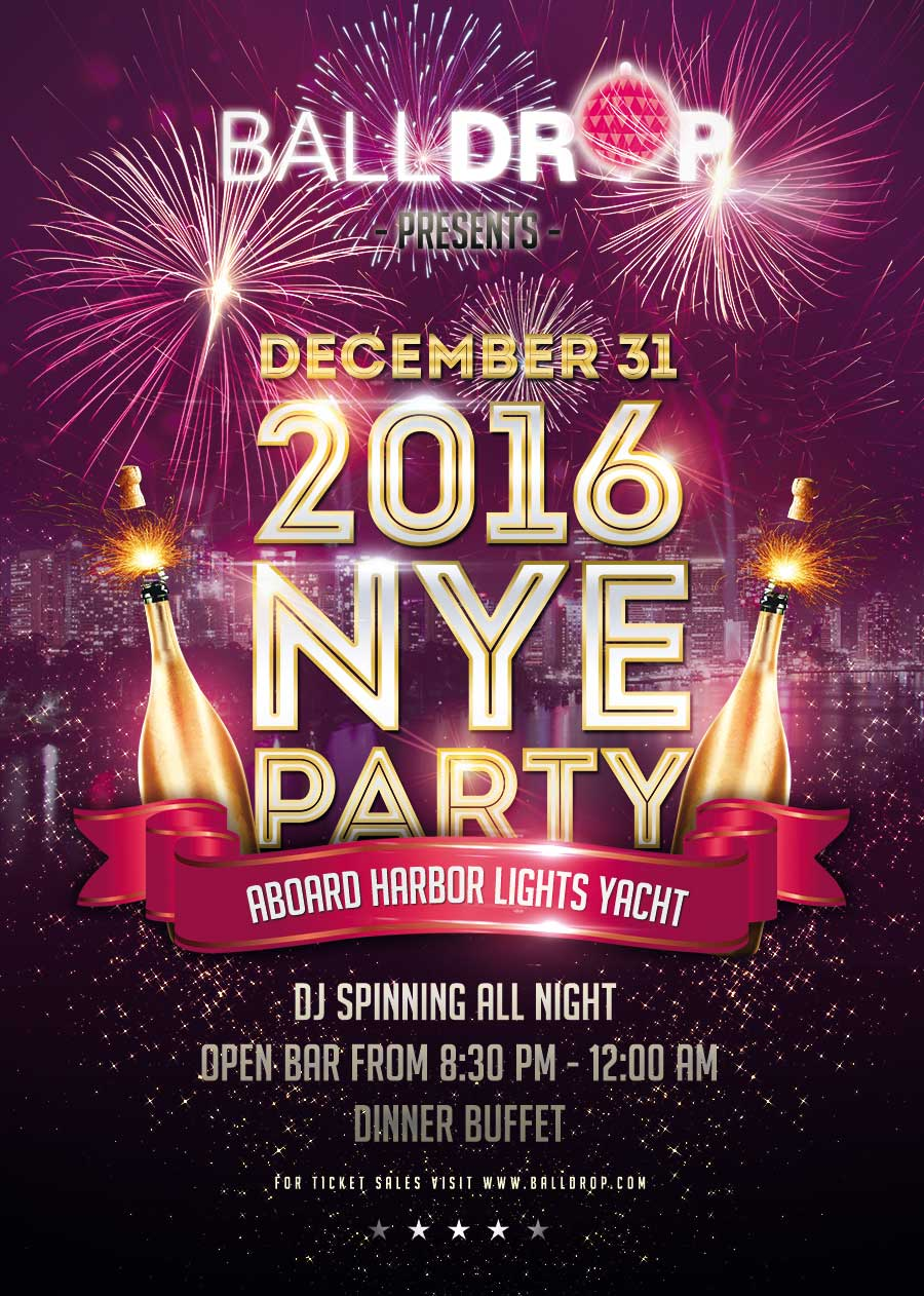 Cake New Years Eve Tickets : Harbor Lights New Year s Eve Dinner Cruise - NYC ...