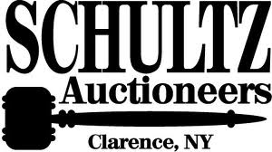 Schultz Auction on January 21 at 10am- Clarence NY