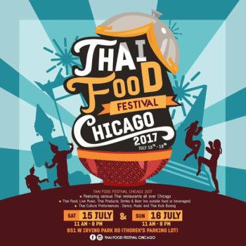Thai Food Chicago Festival