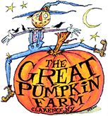 Great Pumpkin Farm -Trebuchet Contest- October 21-22-Clarence, NY