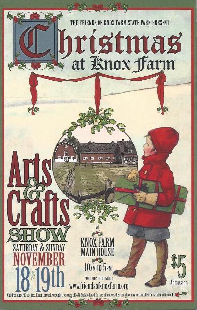 Buffalo Craft Shows December