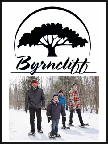 Snowshoeing-Byrncliff Resort Offers 12 Miles of Trails- Open Monday- Wednesday from 9am to 5pm- Thursday from 9am to 9pm and Friday and Saturday from 9am to 10pm – Lighted-All Day Pass is $15 for adults, $13 for Seniors 60+ and $13 for Kids 6-12 and You Can Rent Snowshoes for $15-Varysburg, NY