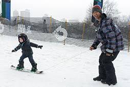 Winter jam central park