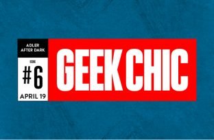 Geek Chic- Adler After Dark at Adler Planetarium - April 19