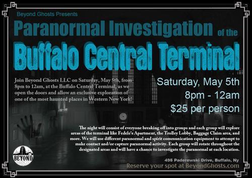 paranormal investigation 2018