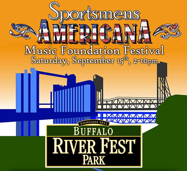 Americana Music Fest at River Fest Park- September 15, 2018