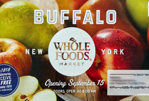 Whole Foods Opening Buffalo Ny