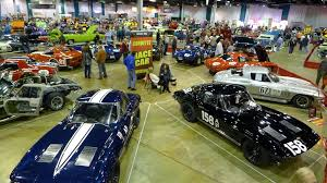 2018 Muscle Car And Corvette Nationals November 17 18 2018 Free