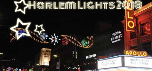 76e2f829427 Harlem Holiday Lights- FREE – November 15