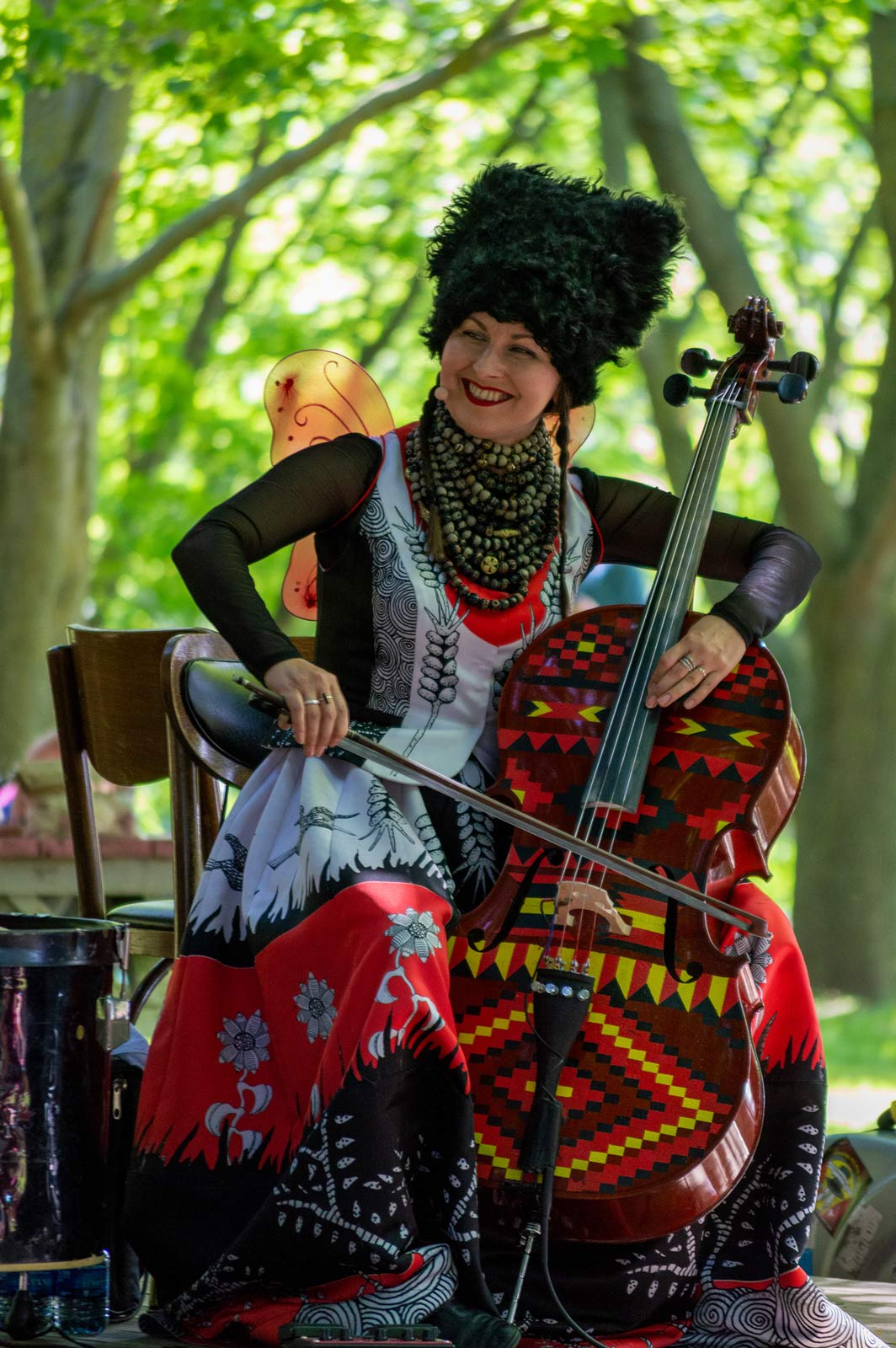 Halloween 2020 Lewiston Ny FREE  Music in the Woods at Artpark Buffalo Jazz Composers  August