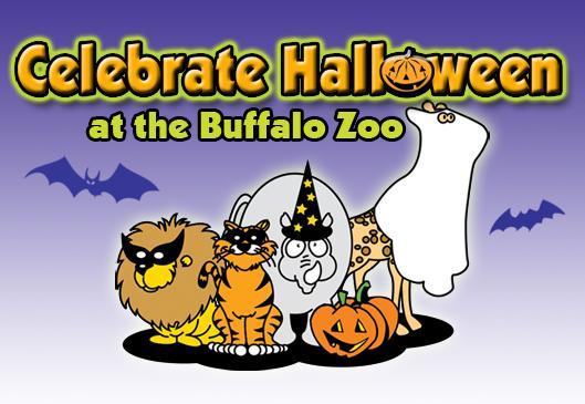 2020 Halloween Pet Buffalo Ny Halloween for Kids at Buffalo Zoo   October 10, 2020  Buffalo, NY