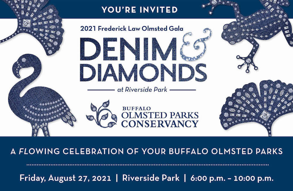 Olmsted Parks Conservancy Gala At, Buffalo Ny Storage Auctions